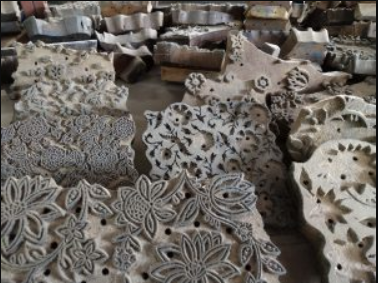 THE INCREASING POPULARITY OF HAND BLOCK PRINTING IN THE GLOBAL MARKET